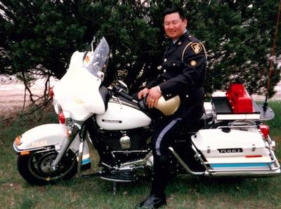 Traffic Ticket Agent - Eddie Cho - Former OPP Officer