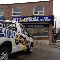 Toronto Traffic Tickets | Toronto Speeding Tickets | Legal Office of OTT Legal in Toronto pic2