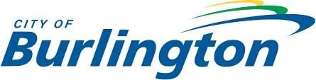 City of Burlington Logo for Traffic Tickets