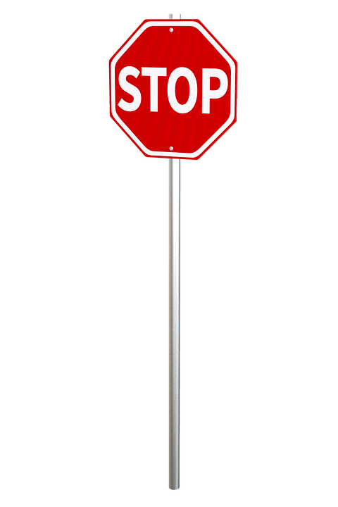 Stop Sign Tickets   Disobey Stop Sign   Fighting Stop Sign