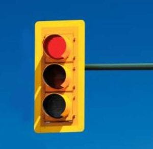 Red Light Tickets in Ontario