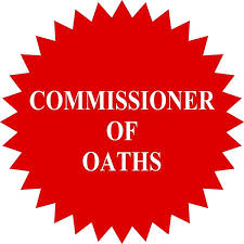 Commissioner of Oaths Richmond Hill